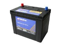 バッテリー 安心と信頼のACデルコ製 ACDelco 80D26L トップターミナル