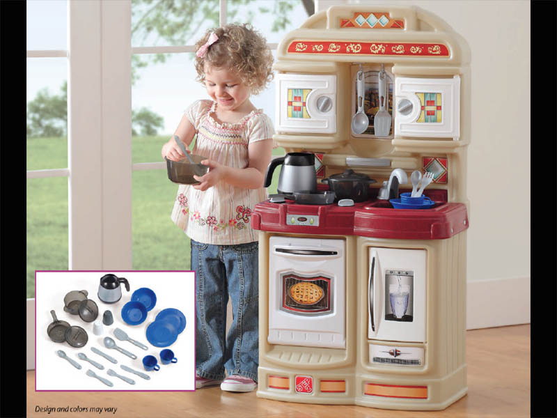 STEP2 ステップツー コーズィーキッチン causey kitchen 子供用 おもちゃ kids 家庭用 アウトドア お庭 男の子 女の子 おままごと