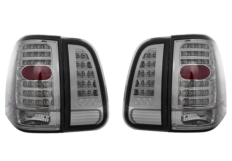 【XRIDEZ】【エックスライズ】ナビゲーター LEDテールランプ オールスモーク '03y~'06y【アメ車パーツ】