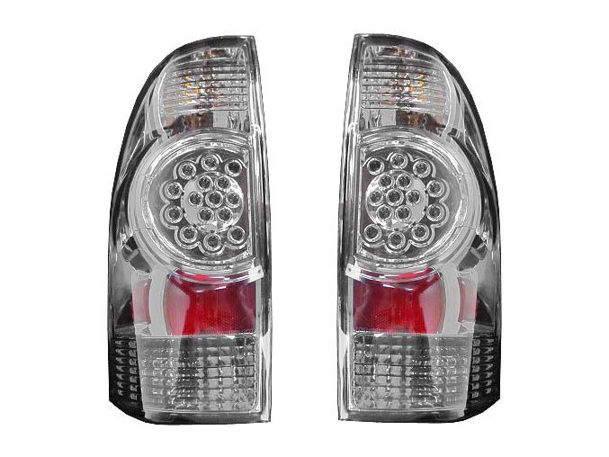 タコマ LEDテールランプ スモーク '05~'15y