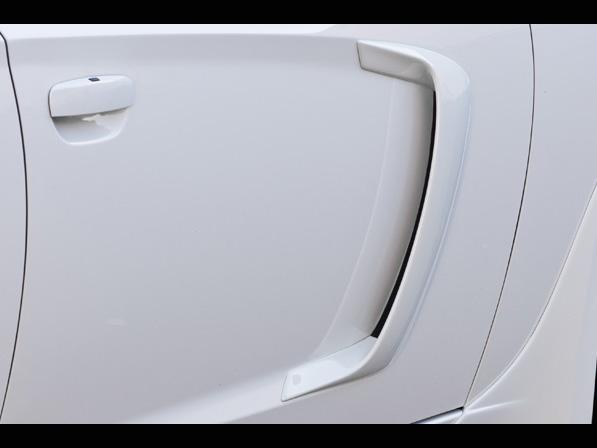 チャージャー ゼノン/XENON エアロ ドアスクープ 左右SET '11y-'14y【アメ車パーツ】