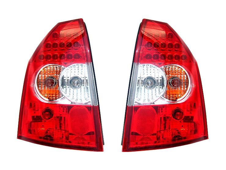 【売り切り特価!】300C LEDテールランプ レッド '05y~'07y【アメ車パーツ】