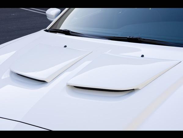 チャージャー ゼノン/XENON エアロ フードスクープSET '11y-'14y【アメ車パーツ】