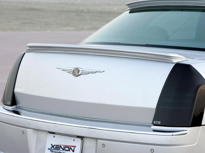 300 300C ゼノン/XENON エアロ トランクスポイラー '05y-'07y【アメ車パーツ】