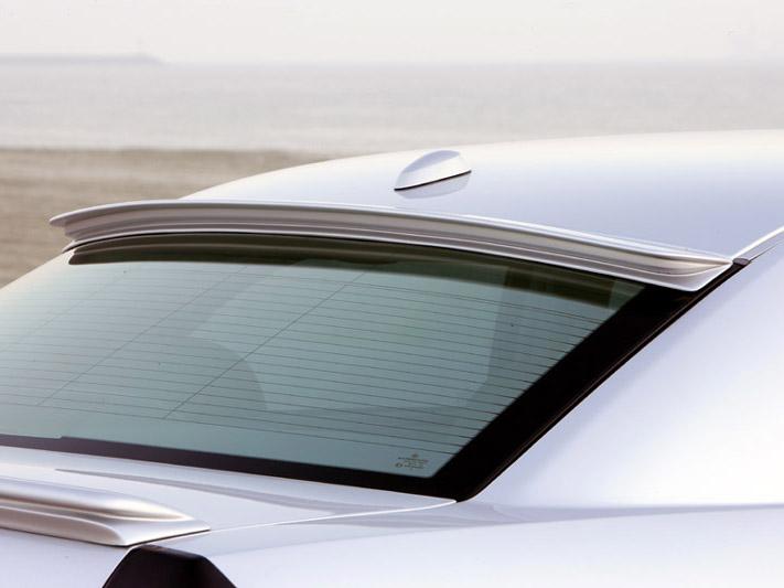 300 300C ゼノン/XENON エアロ リアウインドスポイラー '05y~10y【アメ車パーツ】