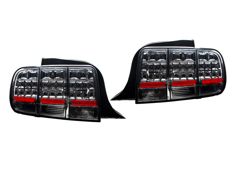 マスタング LEDテールランプ スモーク '05y~'09y【アメ車パーツ】