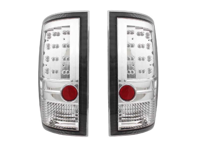 贈り物 売り切り特価 09-11y ラムピックアップ LEDテールランプ クリア ラムトラック 送料無料でお届けします