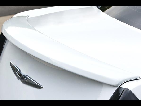 300 300C ゼノン/XENON エアロ トランクスポイラー '11y~'14y【アメ車パーツ】