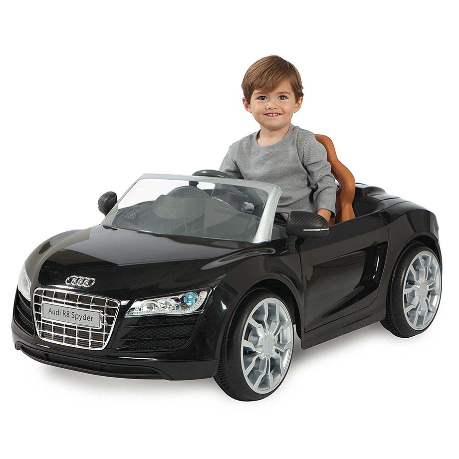電動乗用 Audi/アウディ R8スパイダー 6V