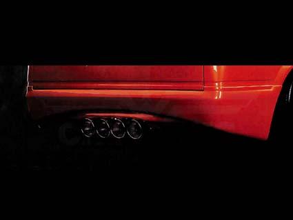 アストロ ゼノン/XENON エアロ リアバンパー 98モデル '95y~'05y【アメ車パーツ】
