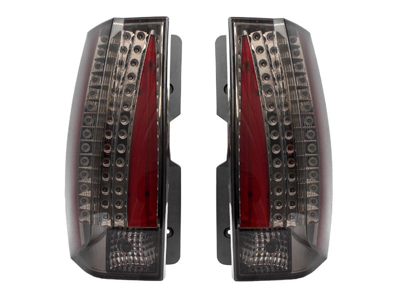 エスカレード LEDテールランプ スモーク アンバーシグナル '07y~'12y【アメ車パーツ】