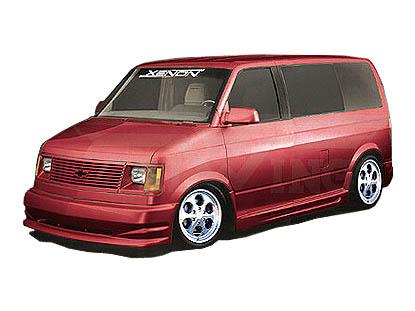アストロ ゼノン/XENON エアロ フロント '85y~'94y【アメ車パーツ】