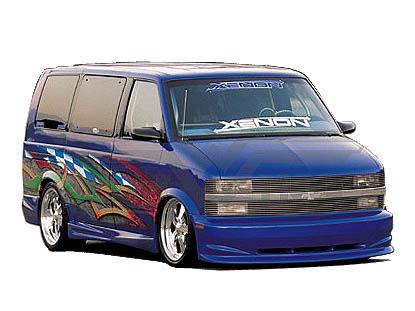 サファリ ゼノン/XENON エアロ 95モデル フルキット  '95y~'05y【アメ車パーツ】