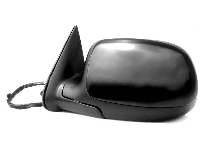 エスカレード ドアミラー 左 電動調整&電動格納、ヒーター、ウインカー、ライト付 純正 '03y~'06y【アメ車パーツ】