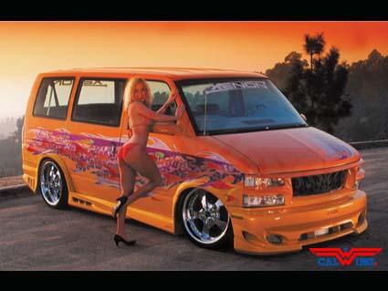 サファリ ゼノン/XENON エアロ コブラ フルキット '95y~'05y【アメ車パーツ】