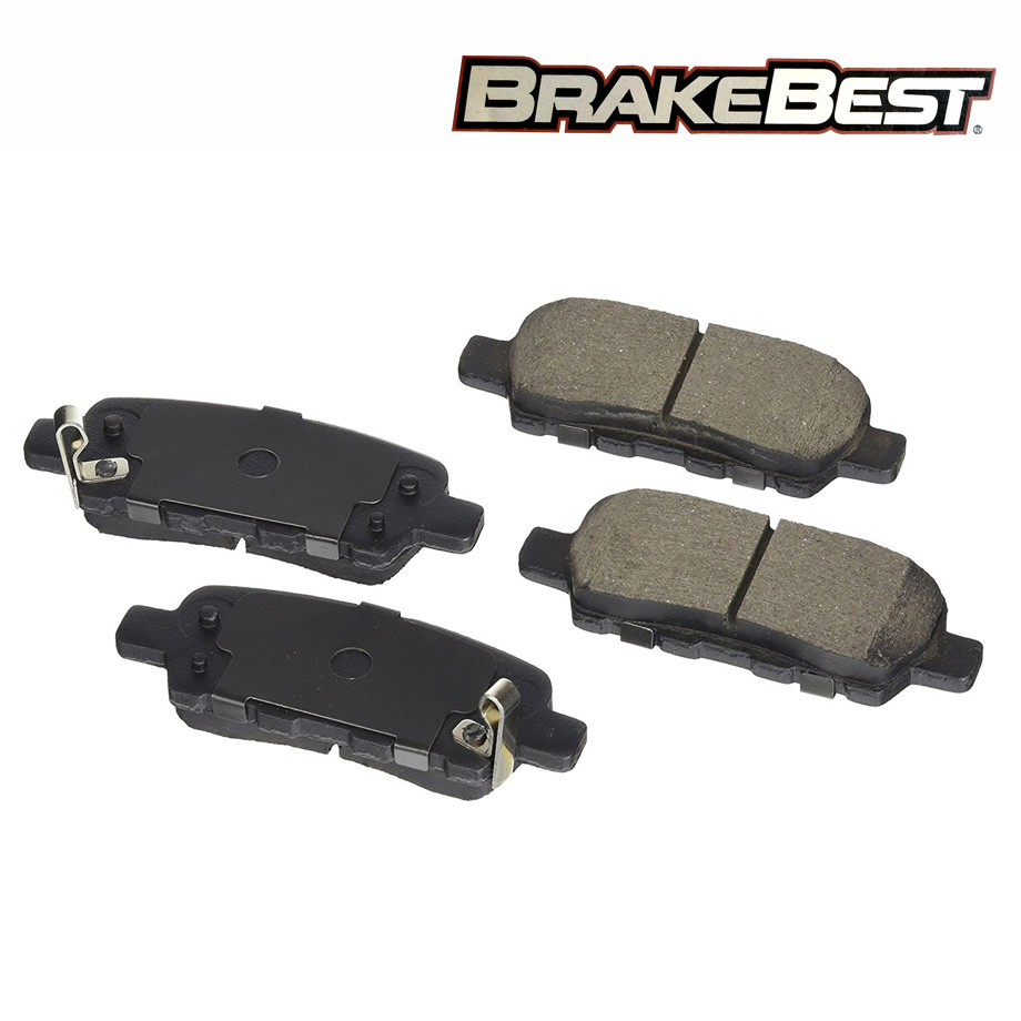 FX35 ブレーキパット リア BRAKEBEST '03y~'12y