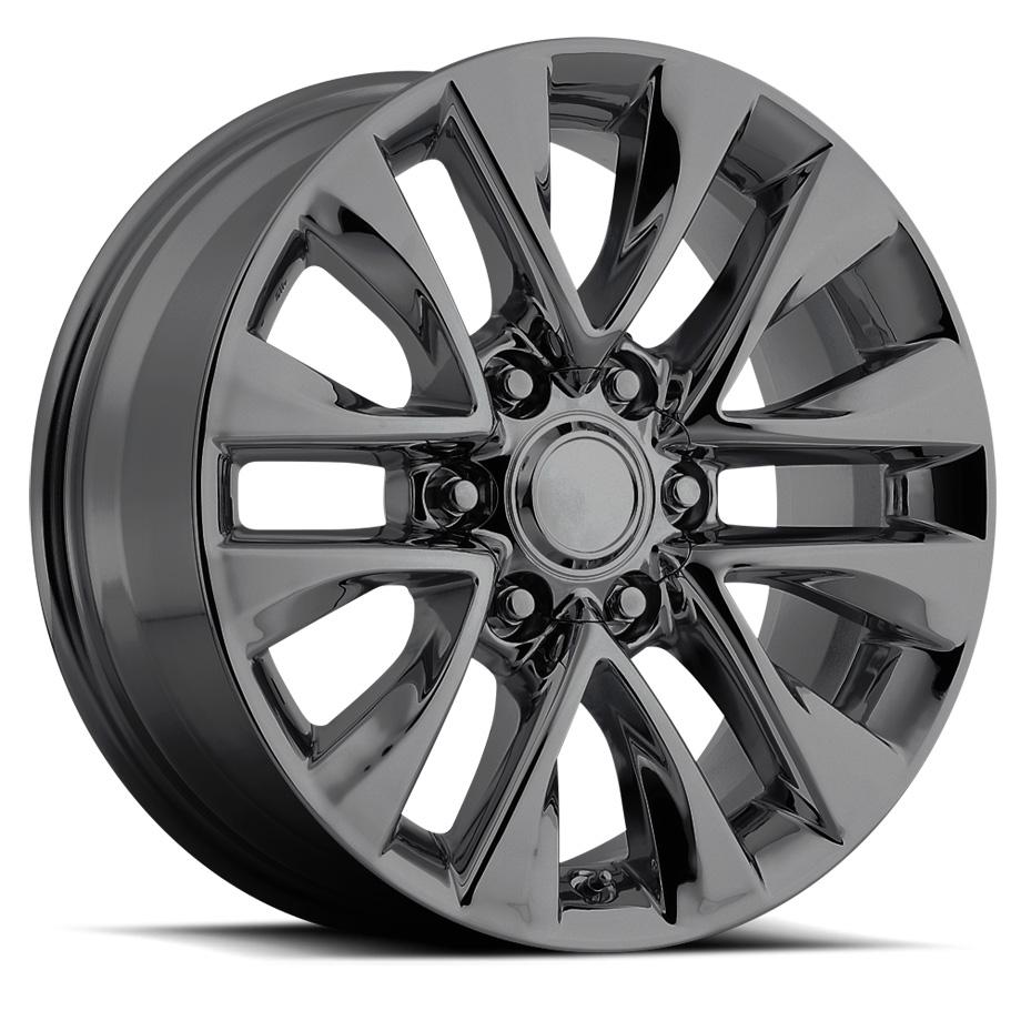 ホイール LEXUS GS460モデル ブラッククローム 18インチ 純正タイプ