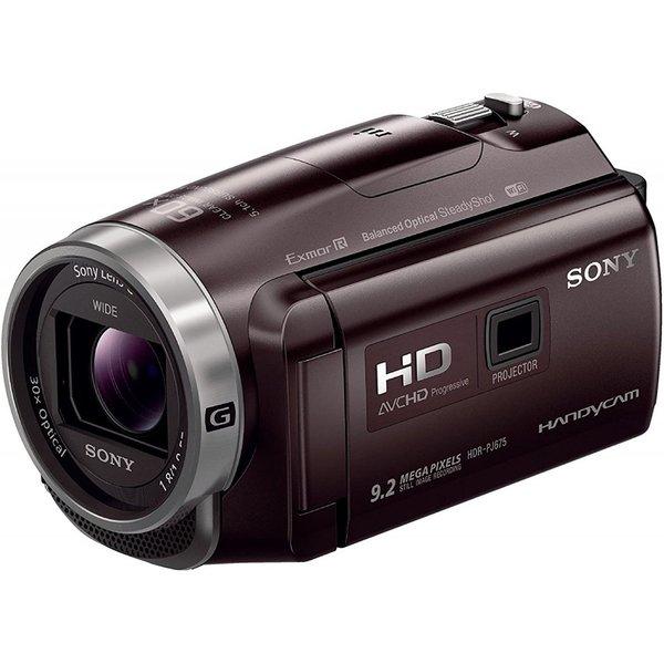 【数量限定】 ソニー SONY ビデオカメラ ソニー Handycam 光学30倍 光学30倍 内蔵メモリー32GB TC ボルドーブラウン HDR-PJ675 TC, K-custom:93cfdd8e --- cpps.dyndns.info