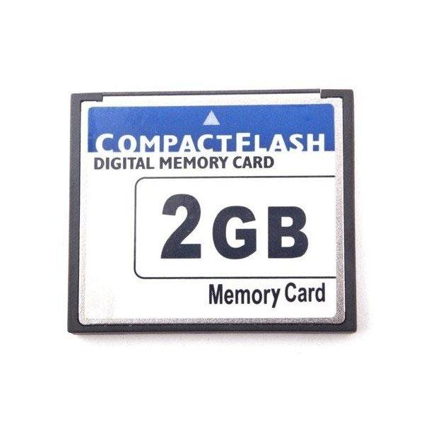 キャンペーン中 新品 2GB 新作製品、世界最高品質人気! CFカード にも使えます コンパクトフラッシュメモリー 返品交換不可