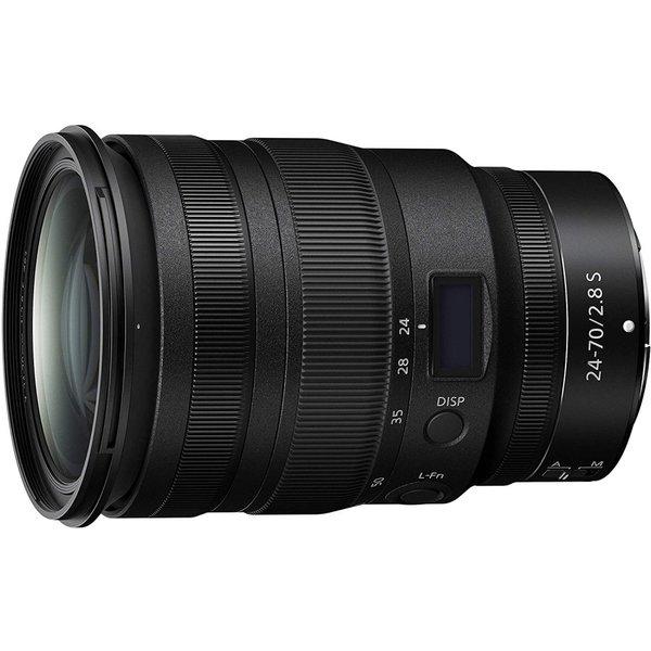 【 開梱 設置?無料 】 ニコン フルサイズ対応 Nikon 標準ズームレンズ NIKKOR Z 24-70mm f f/2.8S Zマウント/2.8S Zマウント フルサイズ対応 Sライン, ウルフムーン:94ea542d --- cpps.dyndns.info