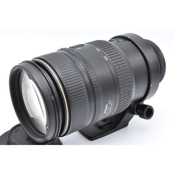 【5/9~16 クーポンで最大4000円OFF!!】ニコン Nikon Ai AF VR NIKKOR ED 80-400mm F4.5-5.6D