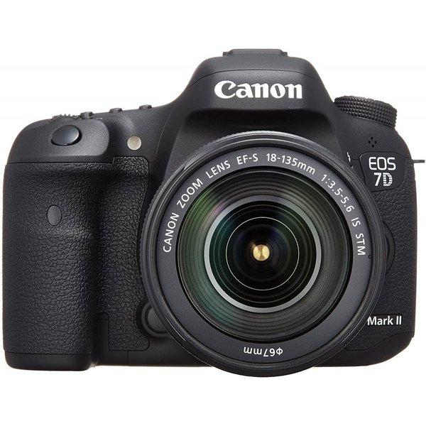 激安直営店 【4/23~28 クーポンで最大4000円OFF】キヤノン Canon STM EOS Mark 7D Mark【4/23~28 II EF-S18-135 IS STM レンズキット, 衣類&ブランドリサイクル GREEN:13450001 --- greencard.progsite.com