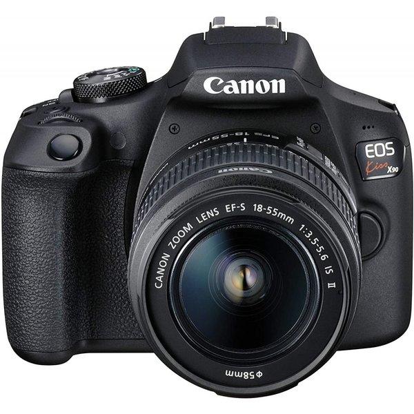THE 5大特典 プレゼント対象品 最安値挑戦 8 最新アイテム 31まで キヤノン Canon X90 Kiss レンズキット EOS ブラック