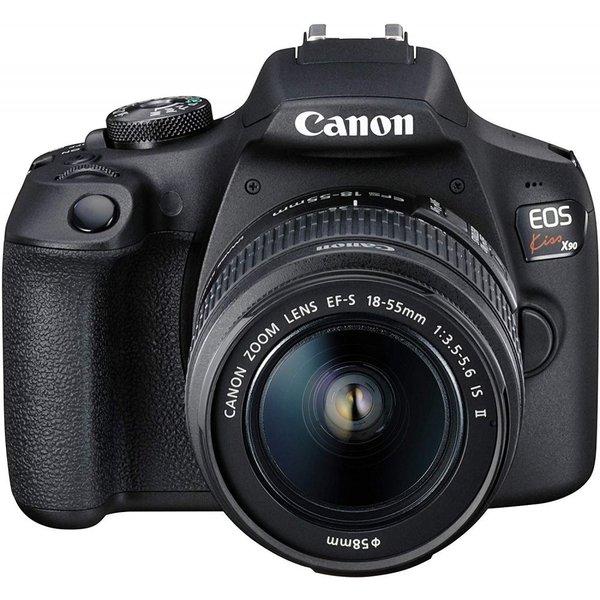 THE 5大特典 プレゼント対象品 8 31まで キヤノン Canon EOS SDカード付き 推奨 II付属 レンズキット EF-S18-55 新登場 X90 IS Kiss
