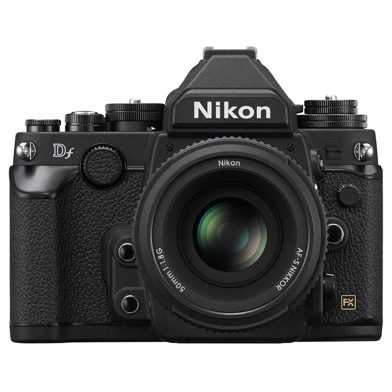 Nikon ニコン デジタル一眼レフカメラ Df 50mm f/1.8G Special Edition キット ブラック