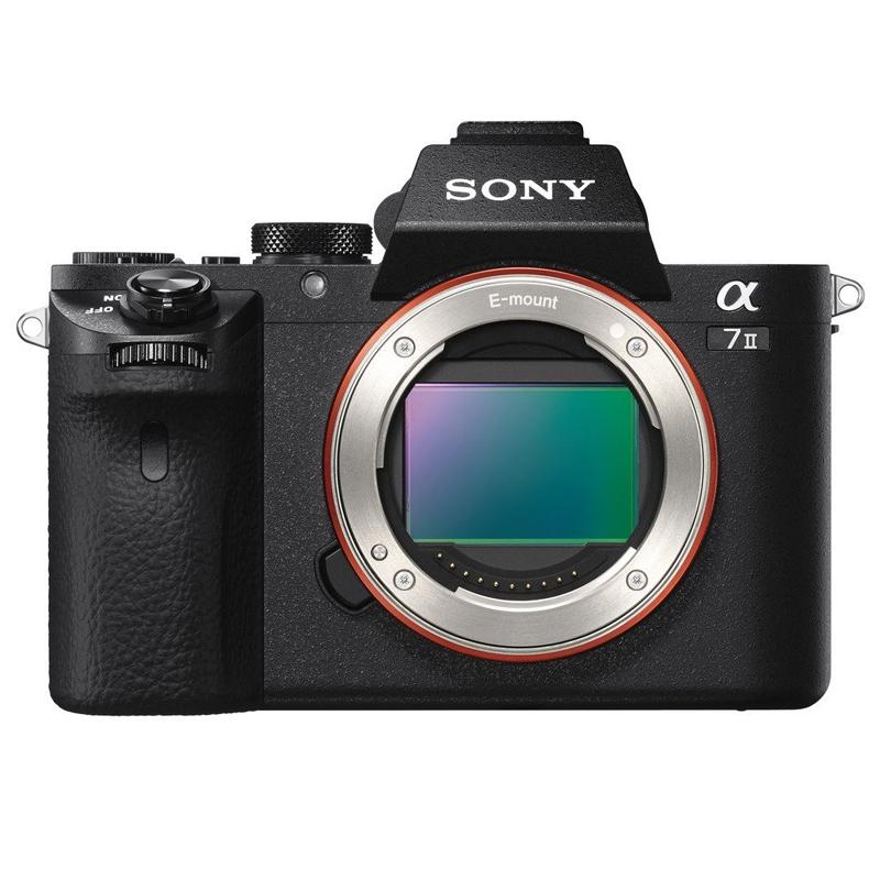 SONY ソニー ミラーレス一眼カメラ α7 II ボディ (ILCE-7M2) 【キャッシュバックキャンペーン20,000円対象】