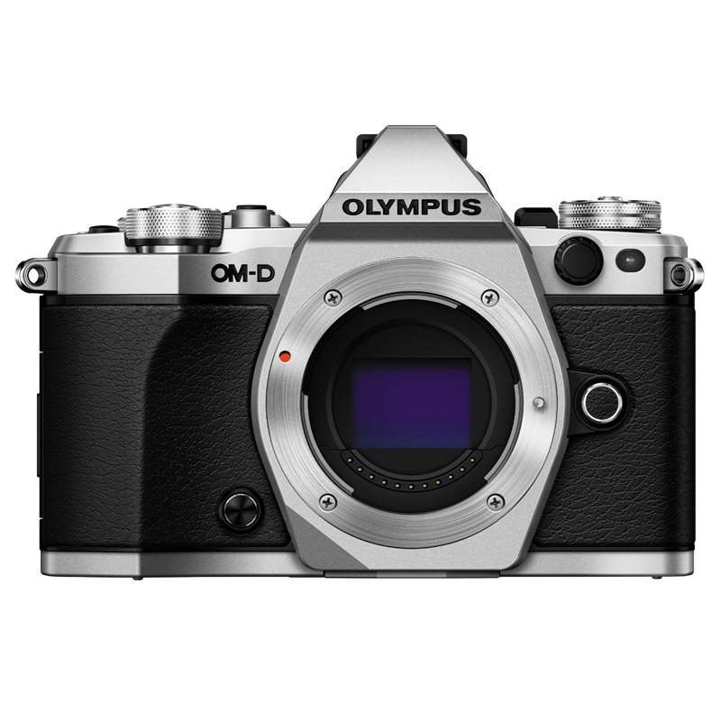 【4月12日20:00-16日1:59 カード決済でポイント9倍!】OLYMPUS オリンパス ミラーレス一眼カメラ OM-D E-M5 Mark II ボディ シルバー