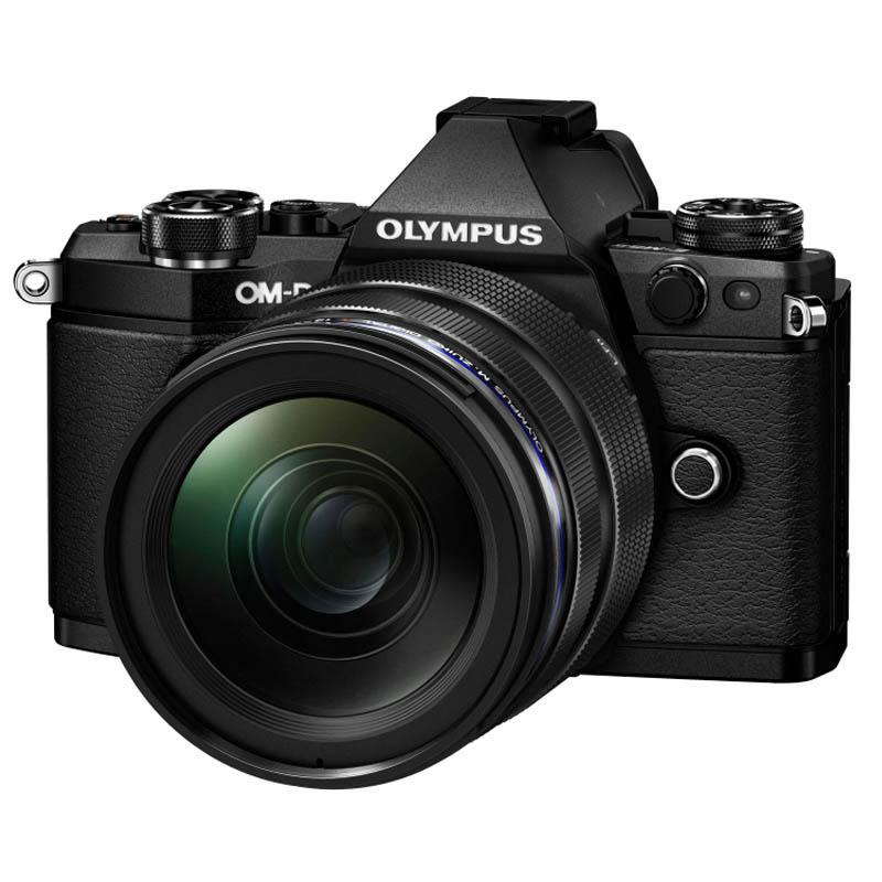 【4月12日20:00-16日1:59 カード決済でポイント9倍!】OLYMPUS オリンパス ミラーレス一眼カメラ OM-D E-M5 Mark II 12-40mm F2.8 レンズキット ブラック