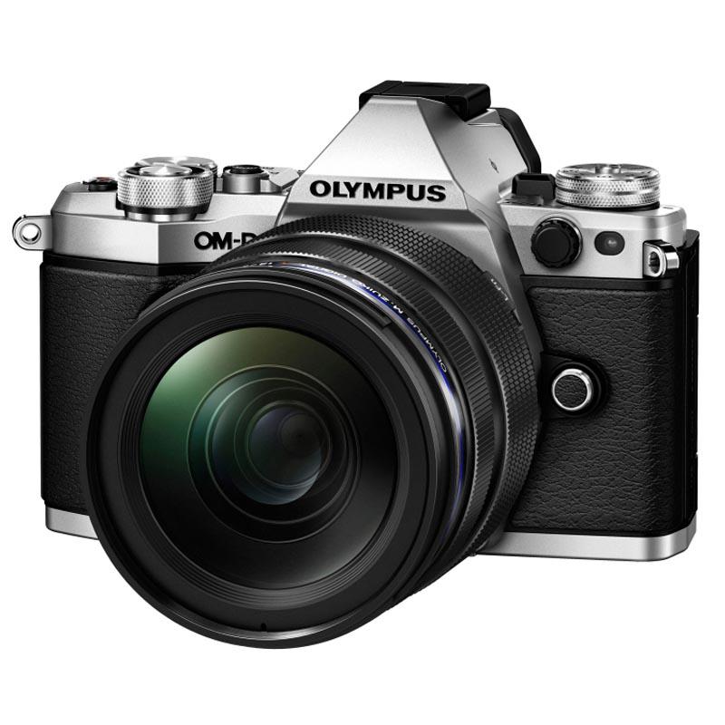 【キャッシュレス5%還元対象店】OLYMPUS オリンパス ミラーレス一眼カメラ OM-D E-M5 Mark II 12-40mm F2.8 レンズキット シルバー