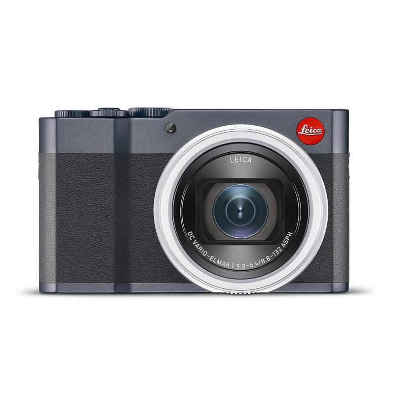【キャッシュレス5%還元対象店】ライカ (Leica) コンパクトデジタルカメラ C-LUX ミッドナイトブルー(19130)