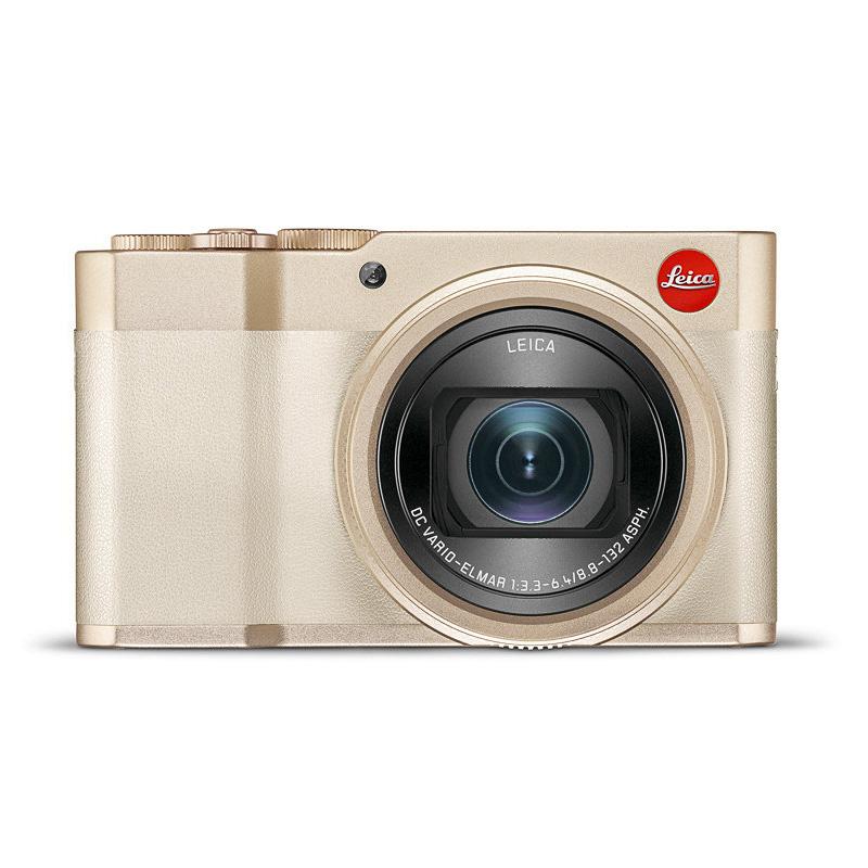 ライカ (Leica) コンパクトデジタルカメラ C-LUX ライトゴールド(19126)