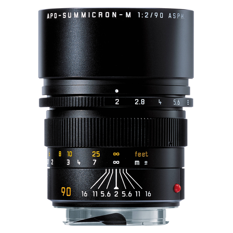 ライカ Leica アポ・ズミクロン M f2/90mm ASPH. (11884C) APO-SUMMICRON 望遠レンズ