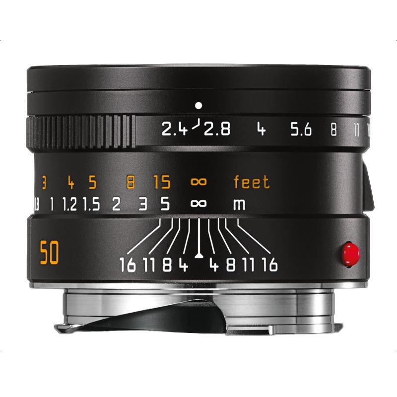 ライカ Leica ズマリット M f2.4/50mm ブラック (11680) SUMMARIT 標準レンズ