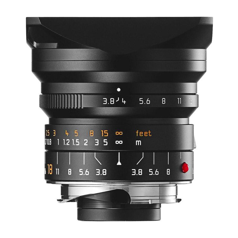 ライカ Leica スーパー・エルマーM f3.8/18mm ASPH. (11649) SUPER-ELMAR 超広角レンズ