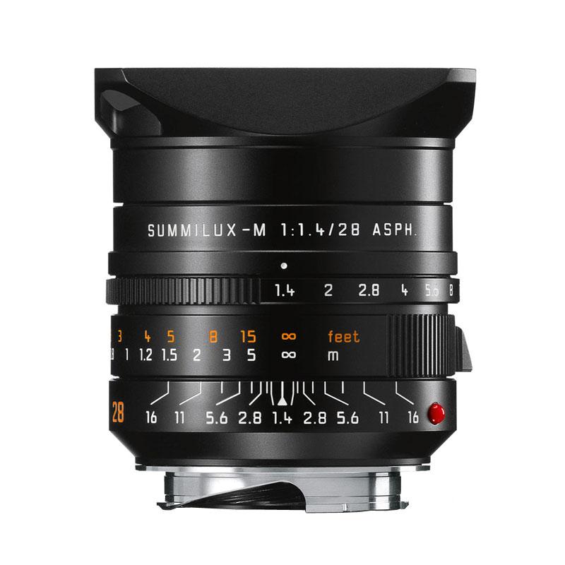 【4月12日20:00-16日1:59 カード決済でポイント9倍!】ライカ Leica ズミルックスM f1.4/28mm ASPH. (11668) SUMMILUX 広角レンズ