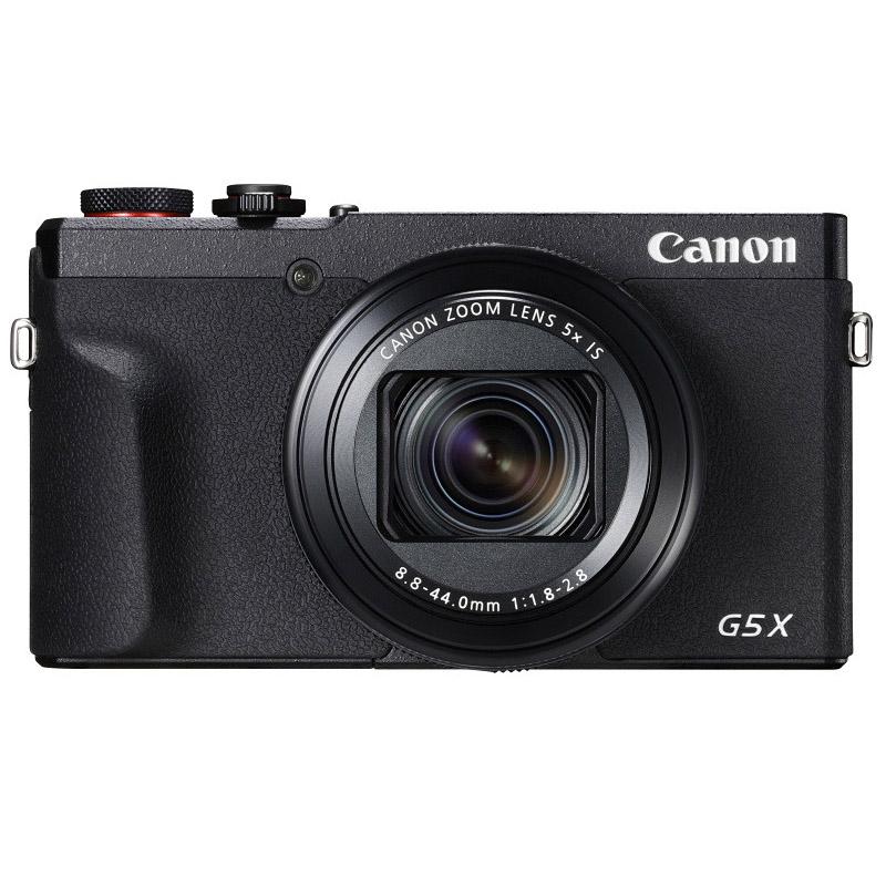 【キャッシュレス5%還元対象店】Canon キヤノン コンパクトデジタルカメラ PowerShot G5 X Mark II パワーショット