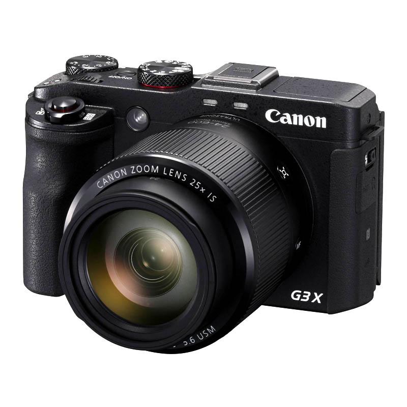 【4月12日20:00-16日1:59 カード決済でポイント9倍!】Canon キヤノン コンパクトデジタルカメラ PowerShot G3 X パワーショット