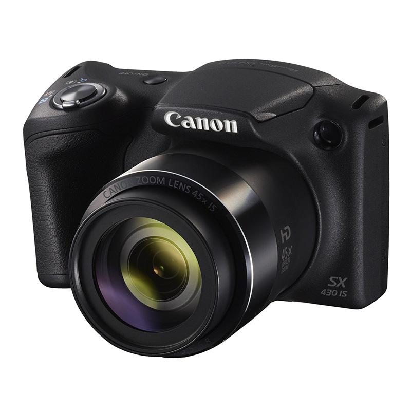 Canon キヤノン コンパクトデジタルカメラ PowerShot SX430 IS パワーショット