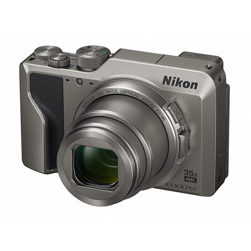 Nikon ニコン コンパクトデジタルカメラ COOLPIX A1000 シルバー クールピクス