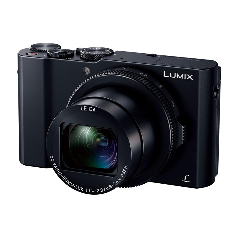 【キャッシュレス5%還元対象店】Panasonic パナソニック コンパクトデジタルカメラ LUMIX LX9 (DMC-LX9-K) ルミックス