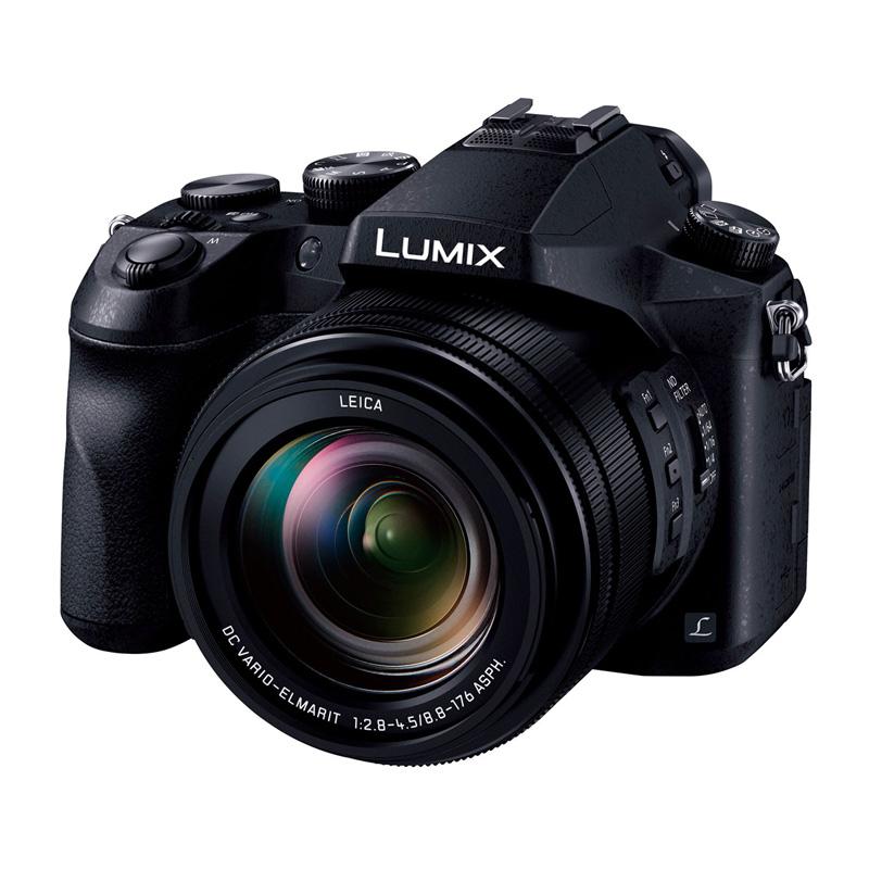 【4月12日20:00-16日1:59 カード決済でポイント9倍!】Panasonic パナソニック コンパクトデジタルカメラ LUMIX FZH1 (DMC-FZH1) ルミックス