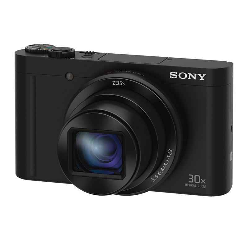 【4月12日20:00-16日1:59 カード決済でポイント9倍!】SONY ソニー コンパクトデジタルカメラ Cyber-Shot DSC-WX500 ブラック サイバーショット