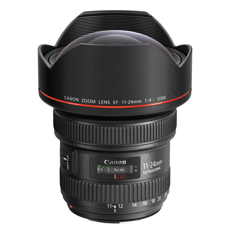 【4月12日20:00-16日1:59 カード決済でポイント9倍!】Canon キヤノン 超広角ズームレンズ EF11-24mm F4L USM