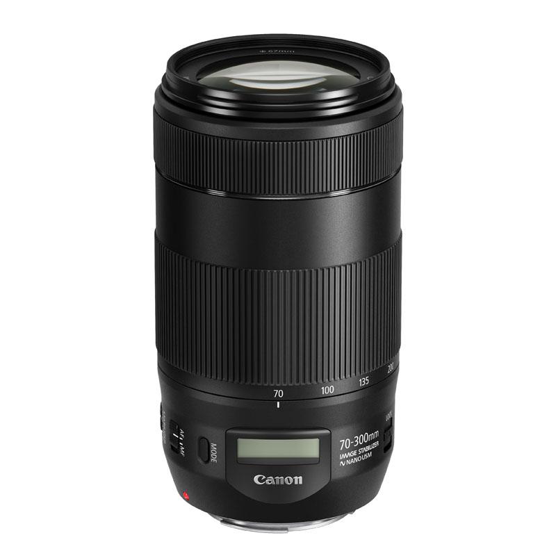 Canon キヤノン 望遠ズームレンズ EF70-300mm F4-5.6 IS II USM 液晶画面搭載