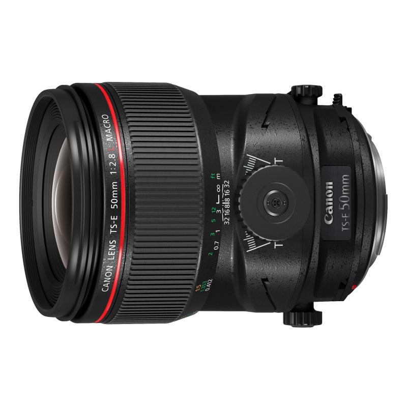 【4月12日20:00-16日1:59 カード決済でポイント9倍!】Canon キヤノン 標準アオリレンズ TS-E50mm F2.8L マクロ