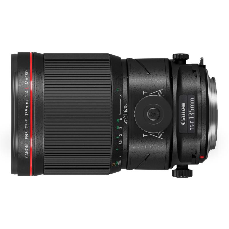 Canon キヤノン 望遠アオリレンズ TS-E135mm F4L マクロ